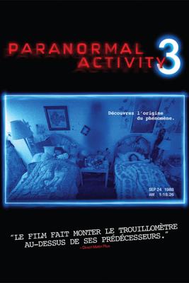 Henry Joost & Ariel Schulman - Paranormal Activity 3 illustration