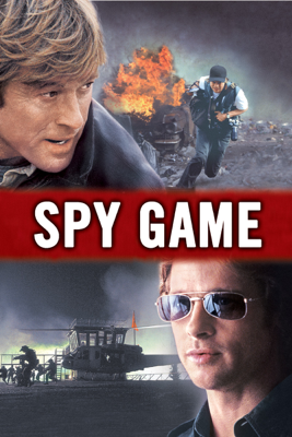 Tony Scott - Spy Game  artwork