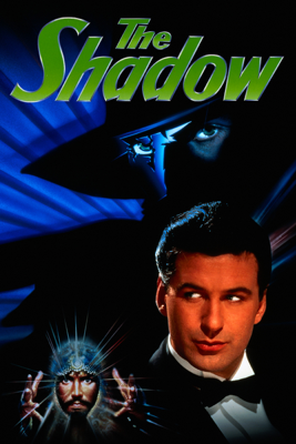 Russell Mulcahy - The Shadow  artwork