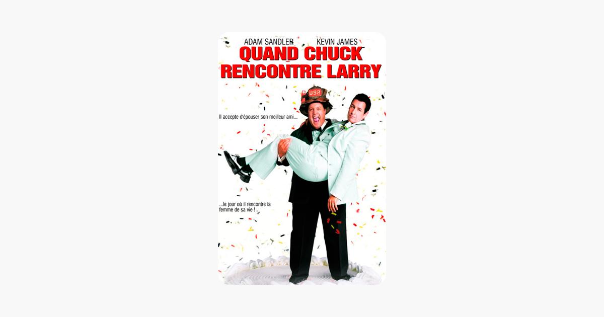 Quand Chuck rencontre Larry - Cinéma LUX - Caen