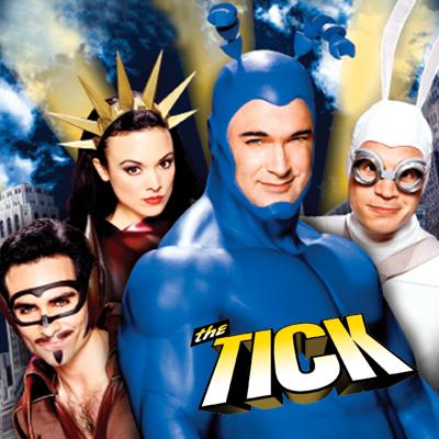 The Tick, Season 1 - The Tick