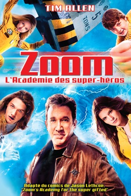Zoom 2006 720p HDRip Full Movie Hindi Dubbed Dual Audio