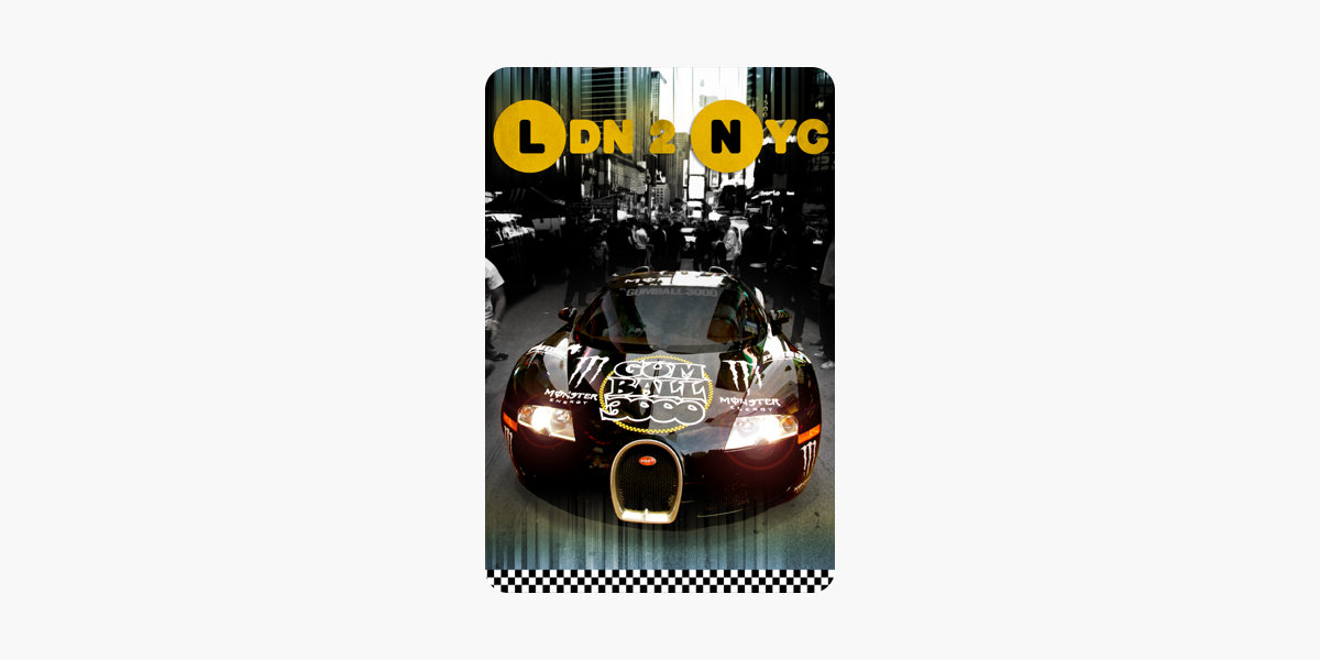 Gumball 3000 LDN 2 NYC on iTunes