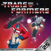 Transformers - Transformers, The Complete First Season (25th Anniversary Edition) artwork