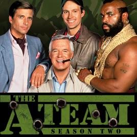 The A-Team, Season 2