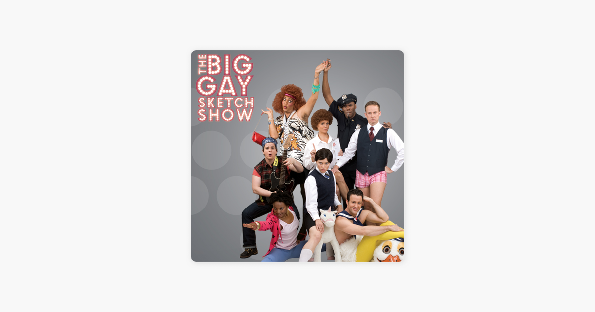 big gay sketch show season 3