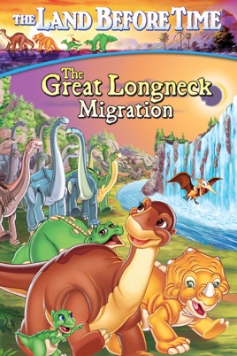 the land before time series