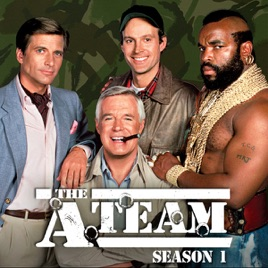 A-Team Fernsehserien