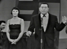 Up a Lazy River (Ed Sullivan Show Live 1960) - Louis Prima & Keely Smith