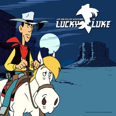 Les nouvelles aventures de Lucky Luke, 1ère partie - Les nouvelles aventures de Lucky Luke