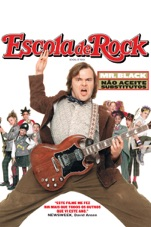 Poster School of Rock (Subtitled)