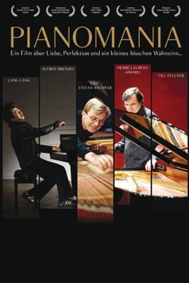 Robert Cibis & Lilian Franck - Pianomania Grafik