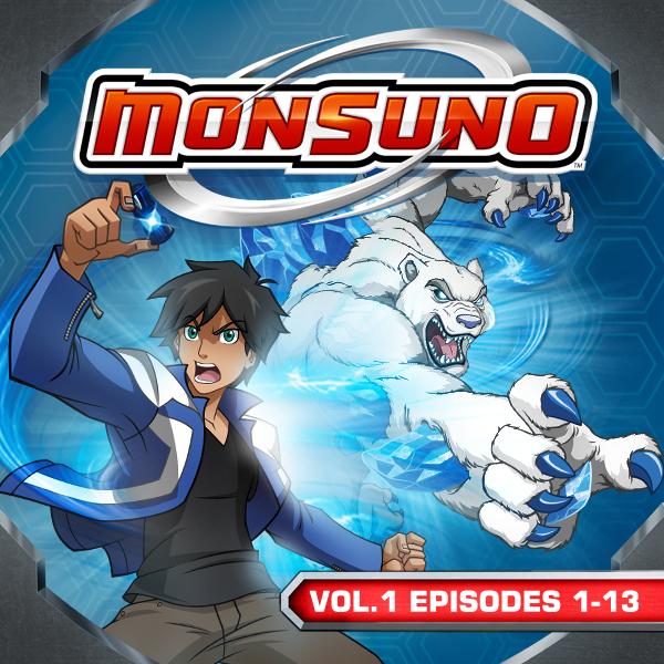 monsuno episode 15 anime flavor