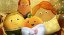 Christmas Baby - Small Potatoes