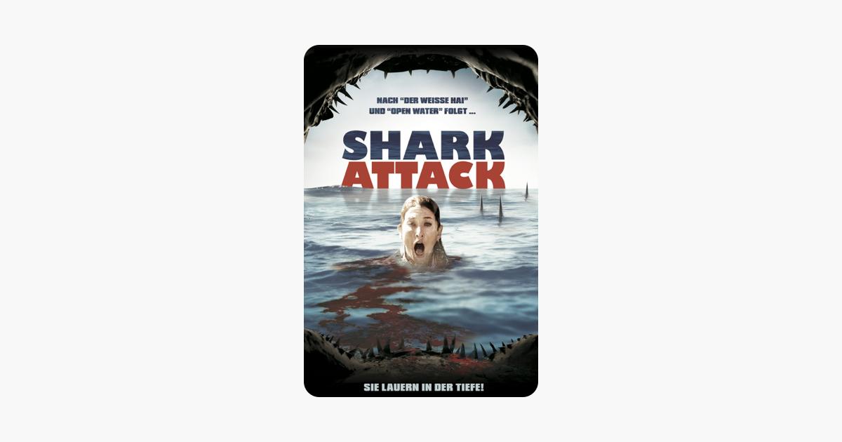 Shark Attack – Sie Lauern In Der Tiefe!