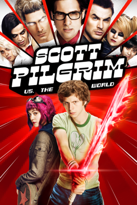 Scott Pilgrim vs. The World HD Download