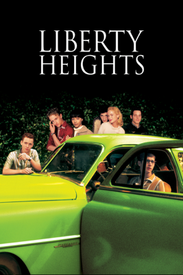 Barry Levinson - Liberty Heights  artwork