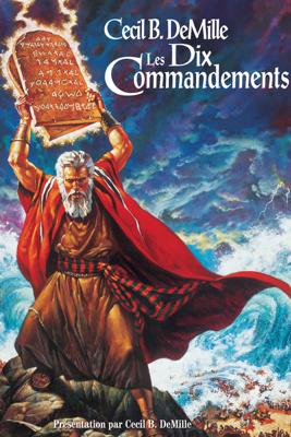 Cecil B. DeMille - Les dix commandements illustration