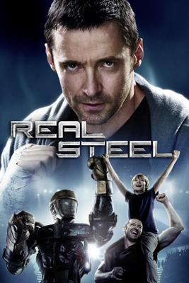 Shawn Levy - Real Steel illustration