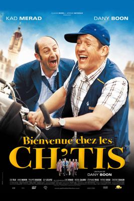 Dany Boon - Bienvenue chez les Ch'tis illustration