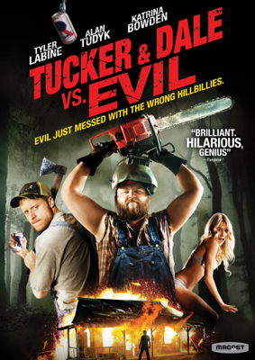 Eli Craig - Tucker & Dale vs Evil  artwork