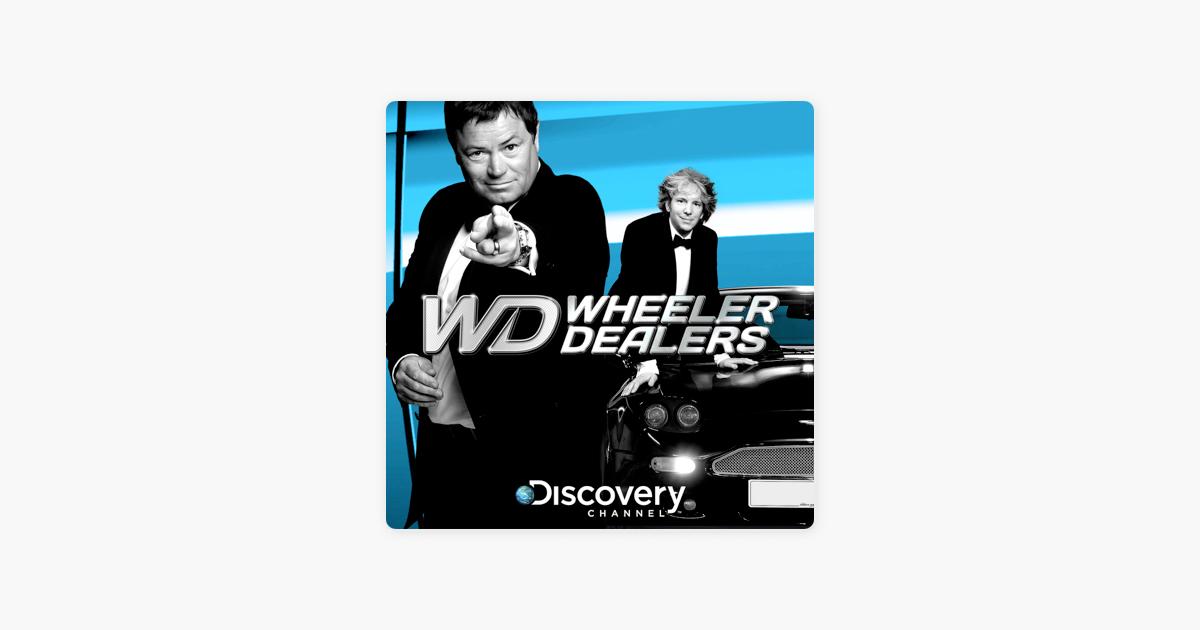 6d95f419cd  Wheeler Dealers