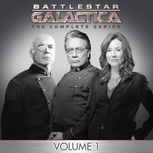 BSG: The Complete Series, Vol. 1