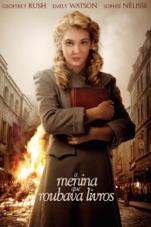 Capa do filme A Menina Que Roubava Livros