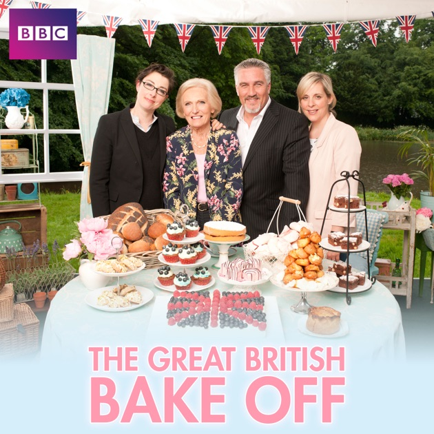 The Great British Bake Off, Series 3 on iTunes