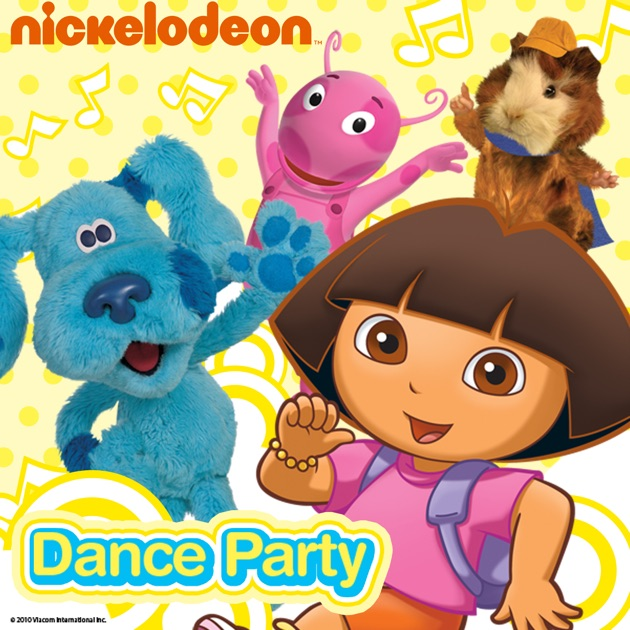 Nickelodeon's Dance Party On ITunes