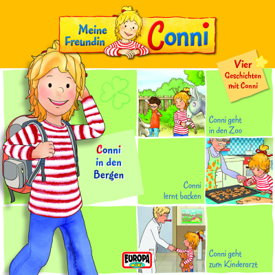 Meine Freundin Conni, Conni in den Bergen - Meine Freundin Conni