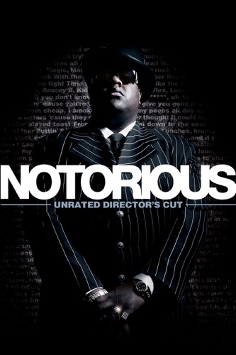 Notorious (Unrated Director's Cut) poster