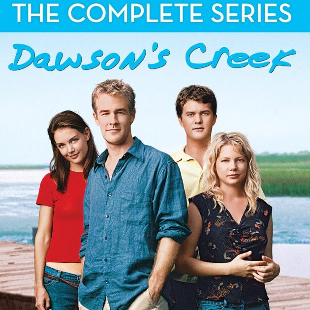 Dawsons Creek Episoden