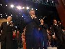 Glory to God in the Highest (feat. Old Friends Quartet) [Live] - Bill & Gloria Gaither