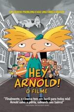 Capa do filme Hey Arnold! O Filme (Dublado)