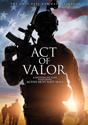 Act of Valor - Mouse McCoy & Scott Waugh