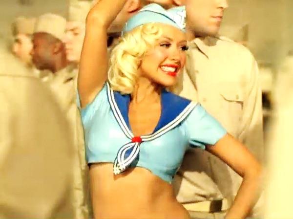 Christina Aguilera -  music video wiki, reviews