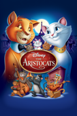 The Aristocats - Milt Kahl, John Lounsbery & Wolfgang Reitherman