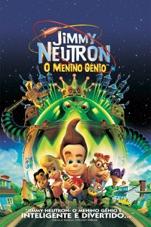 Capa do filme Jimmy Neutron: O Menino Gênio (Dublado)