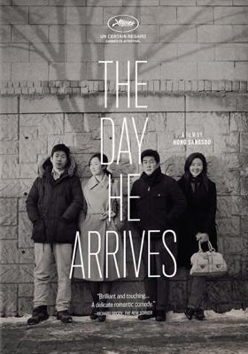 Hong Sang-soo - The Day He Arrives  artwork