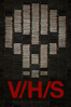 Adam Wingard, David Bruckner, Ti West, Glen McQuaid, Joe Swanberg & Radio Silence - V/H/S  artwork