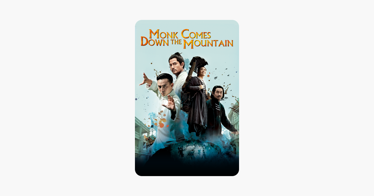 monk comes down the mountain full movie english subtitles