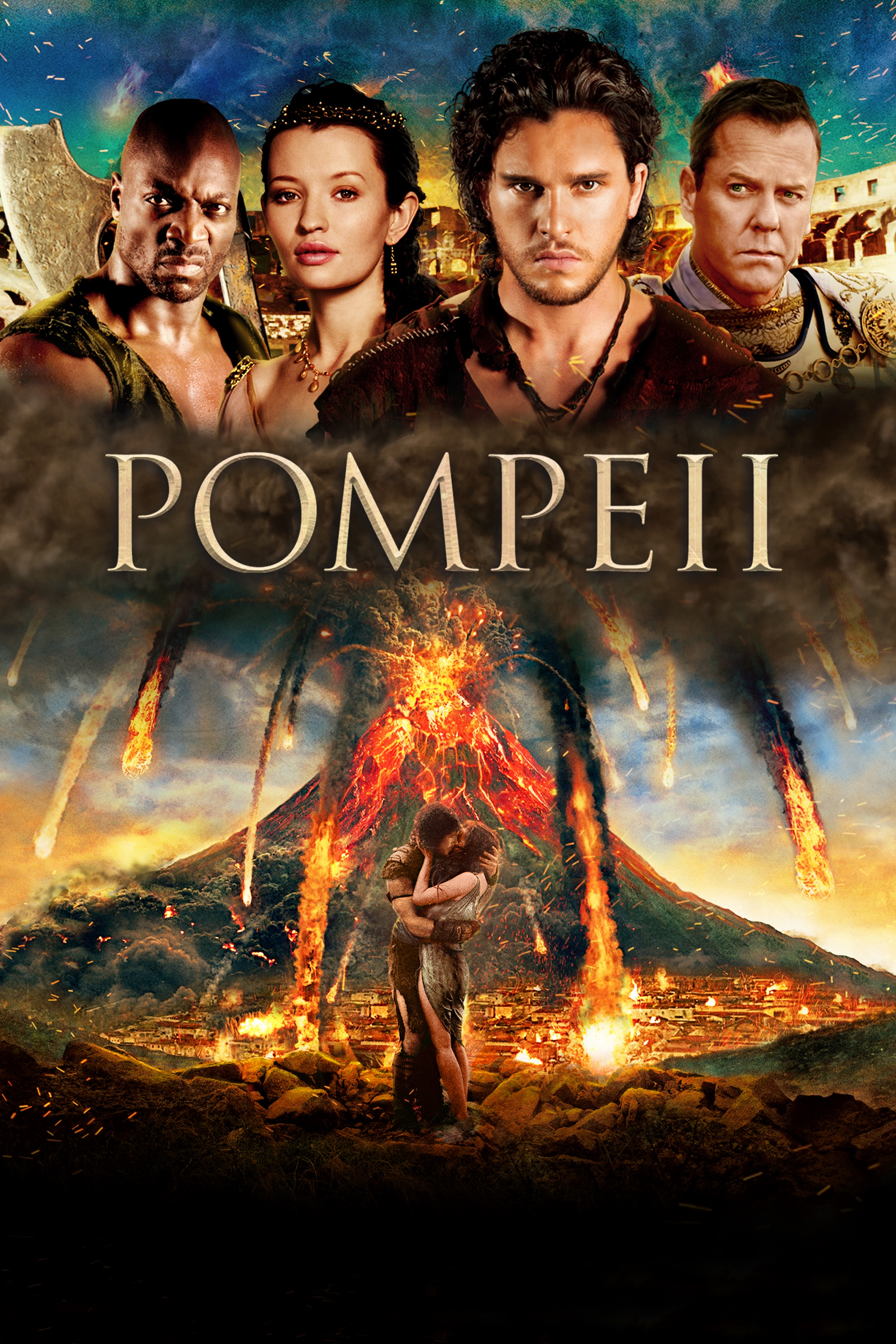 Pompeii on iTunes
