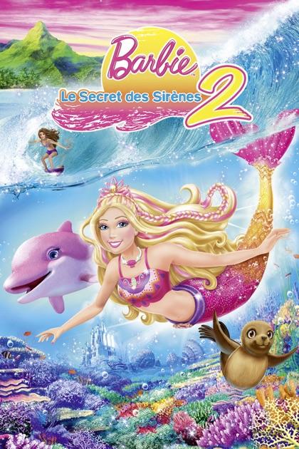 Barbie le secret des sir nes 2 sur itunes - Barbie secret des sirenes 2 ...