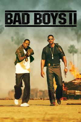 Michael Bay - Bad Boys II  artwork