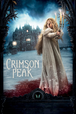 Guillermo del Toro - Crimson Peak illustration