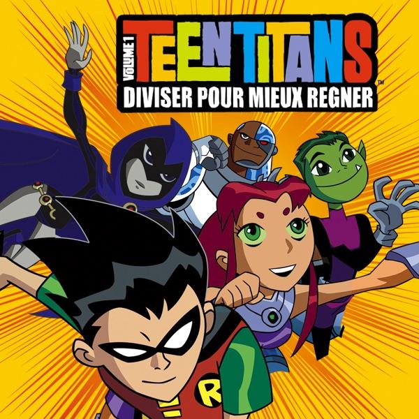 Teen Titans, Saison 1 Sur Itunes-8345