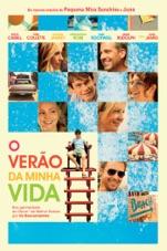 Capa do filme O Verão da minha vida