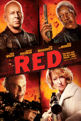 Robert Schwentke - Red (2010)  artwork