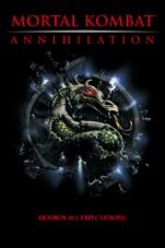 Capa do filme Mortal Kombat: A Aniquilação